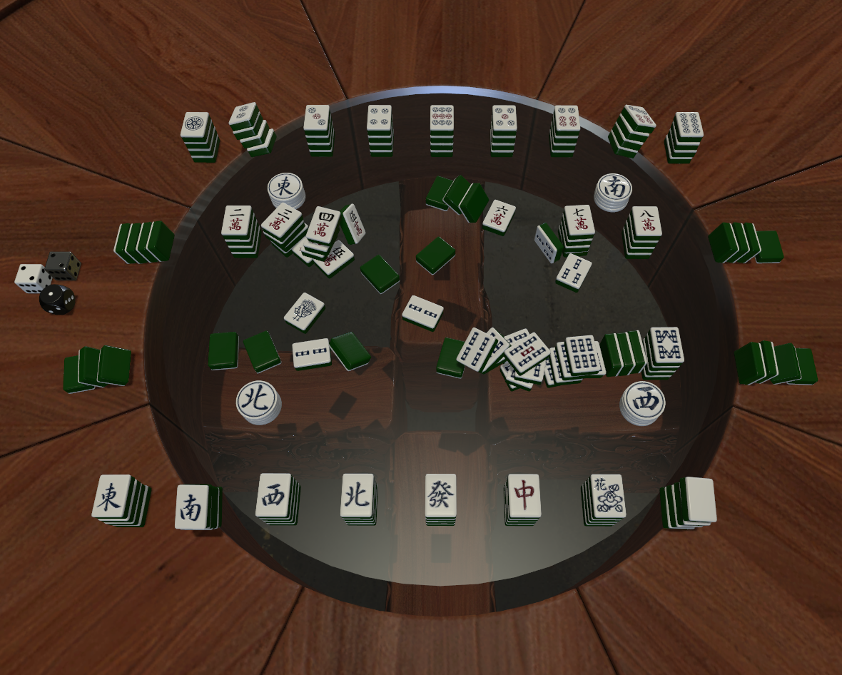 2nd new game mode added - Mahjong!